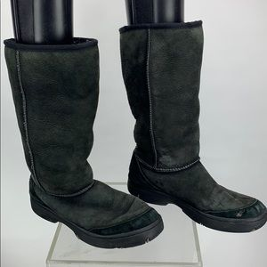 Ugg Ultimate Tall Braid 5340 Boot Size 9